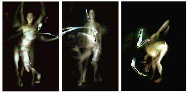 triptych print 30x60
